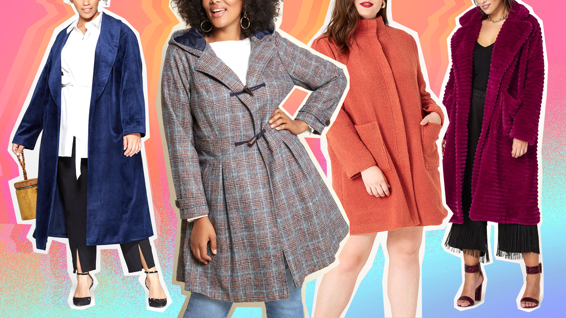 Cute Plus-Size Coats Do Exist, and We Found Them
