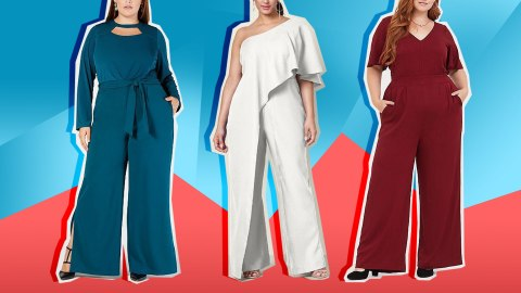 21 Plus-Size Jumpsuits You Can Totally Wear This Winter | StyleCaster