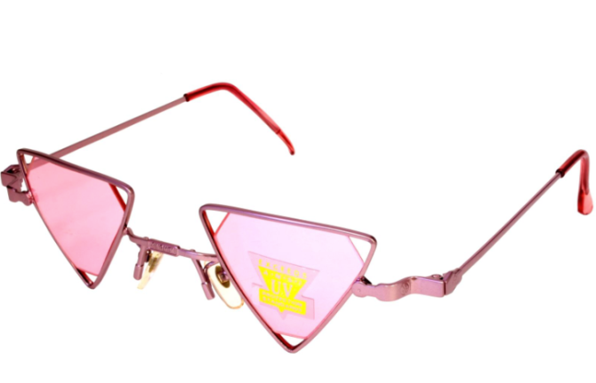 STYLECASTER | Triangle Sunglasses To Shop