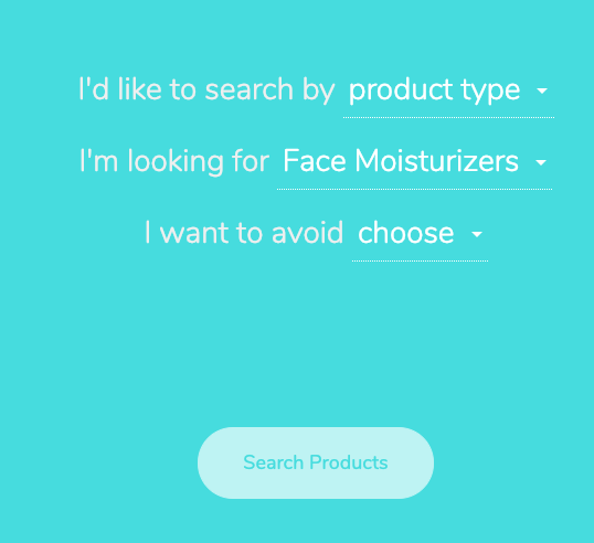 screen shot 2019 01 23 at 10.09.55 am Credo Beautys Launching a Tool That Will Change the Way You Search for Beauty Products