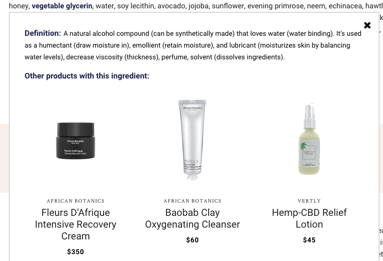 screen shot 2019 01 23 at 10.21.24 am Credo Beautys Launching a Tool That Will Change the Way You Search for Beauty Products