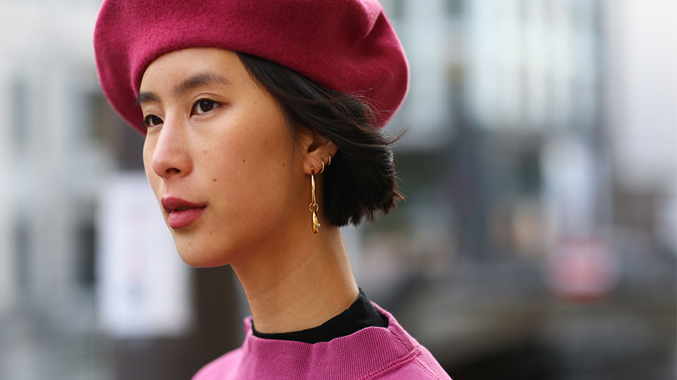 How to Rid Your Hair of Static Cling Under the Winter Hat You Can't Stop Wearing