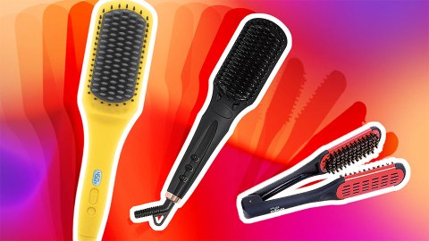 The Tool You Need to Detangle and Style Hair at the Same Time | StyleCaster