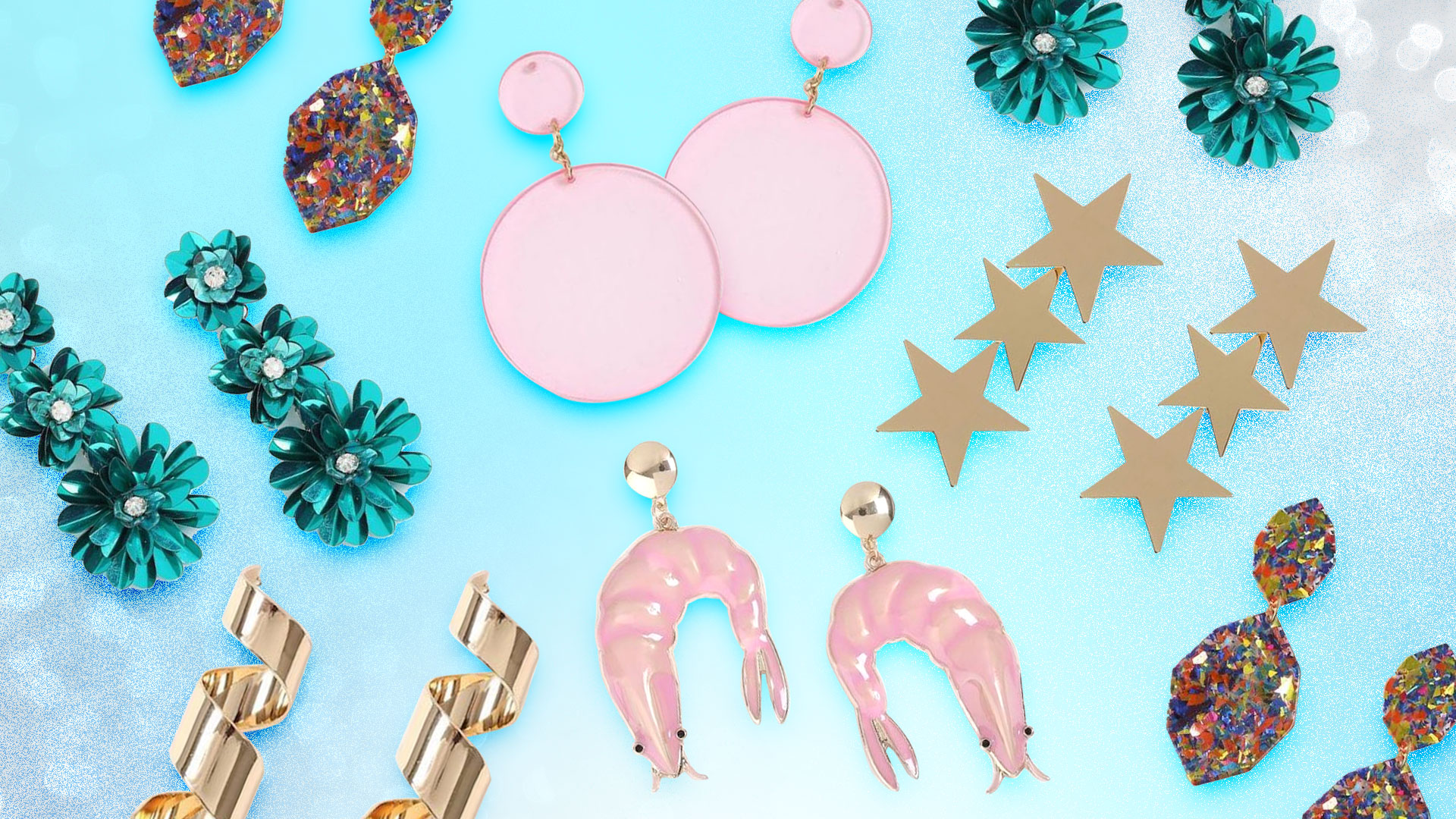 Topshop Has All Kinds of Kitschy Earrings on Offer Right Now