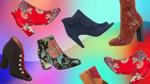 Cute Wide-Fit Winter Booties You Need in Your Life Right Now | StyleCaster