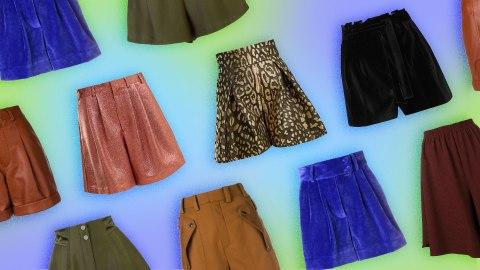 Don't Knock Winter Shorts Until You've Tried 'Em | StyleCaster