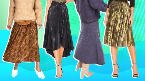Chic Winter Skirts to Cozy Up in, ASAP | StyleCaster