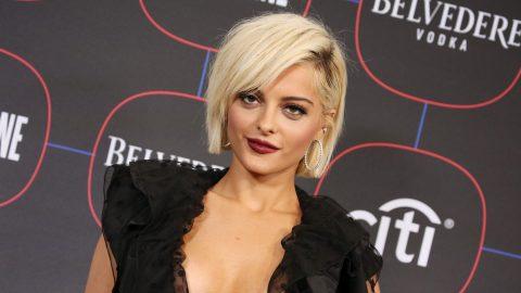 Bebe Rexha Dressed Like the Hottest Biker Chick We've Ever Seen | StyleCaster