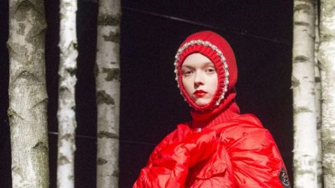 Puffer Coat Couture Is the Best Thing to Happen During Fashion Month So Far | StyleCaster