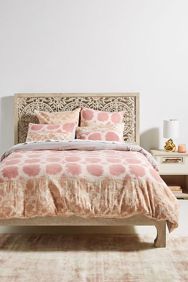 STYLECASTER | duvet cover | boho bedroom decor