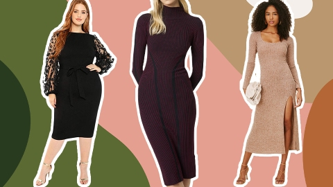 15 Date Night Dresses You'd Look Stunning in This Valentine's Day | StyleCaster