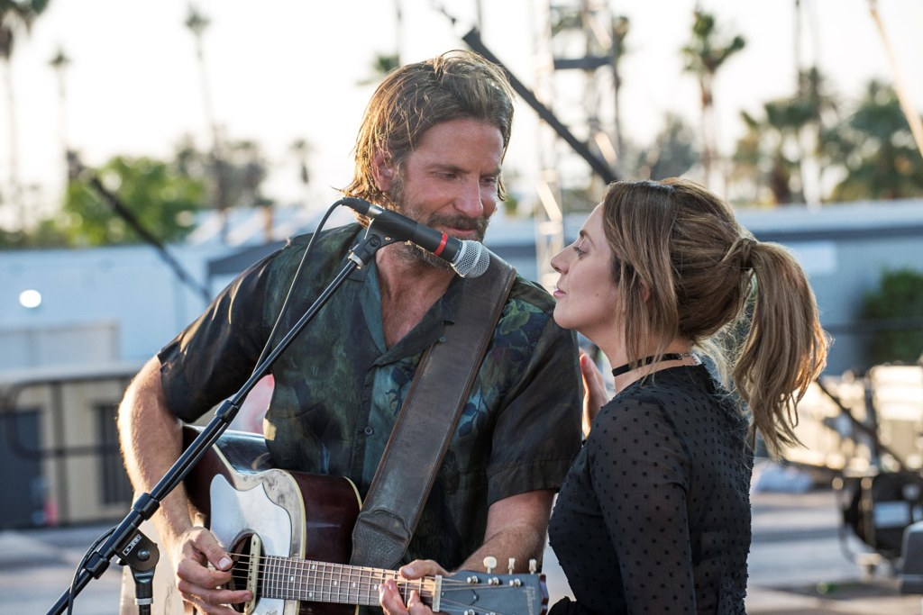 a star is born still How Much of A Star Is Born Is Inspired by Lady Gagas Life?