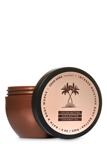 bbw cocoshea coconut body butter 11 Bath & Body Works Gifts Your Thatll Make Your Valentine Smitten