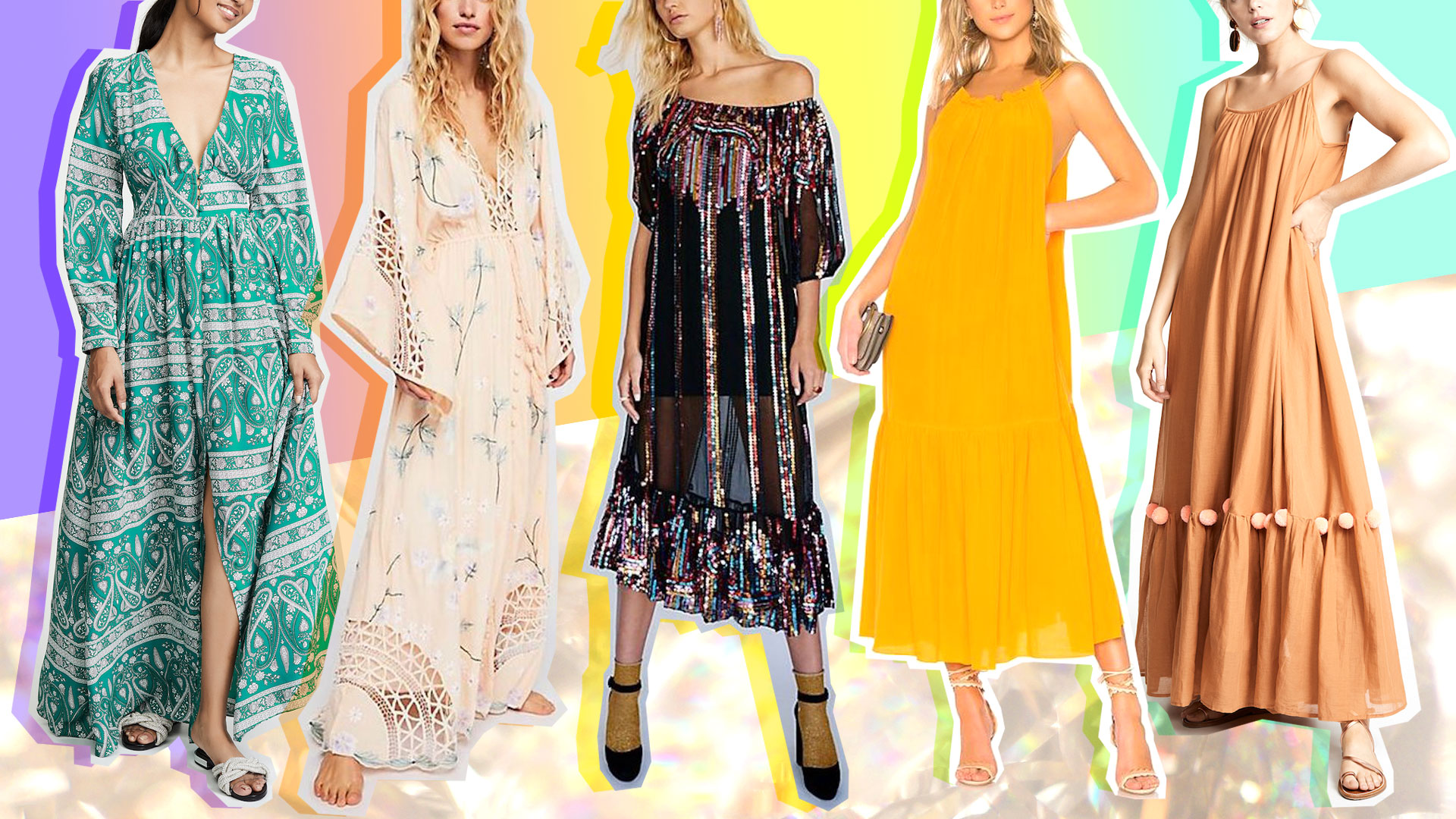 Boho Bridesmaid Dresses You'll Be Looking for Excuses to Re-Wear