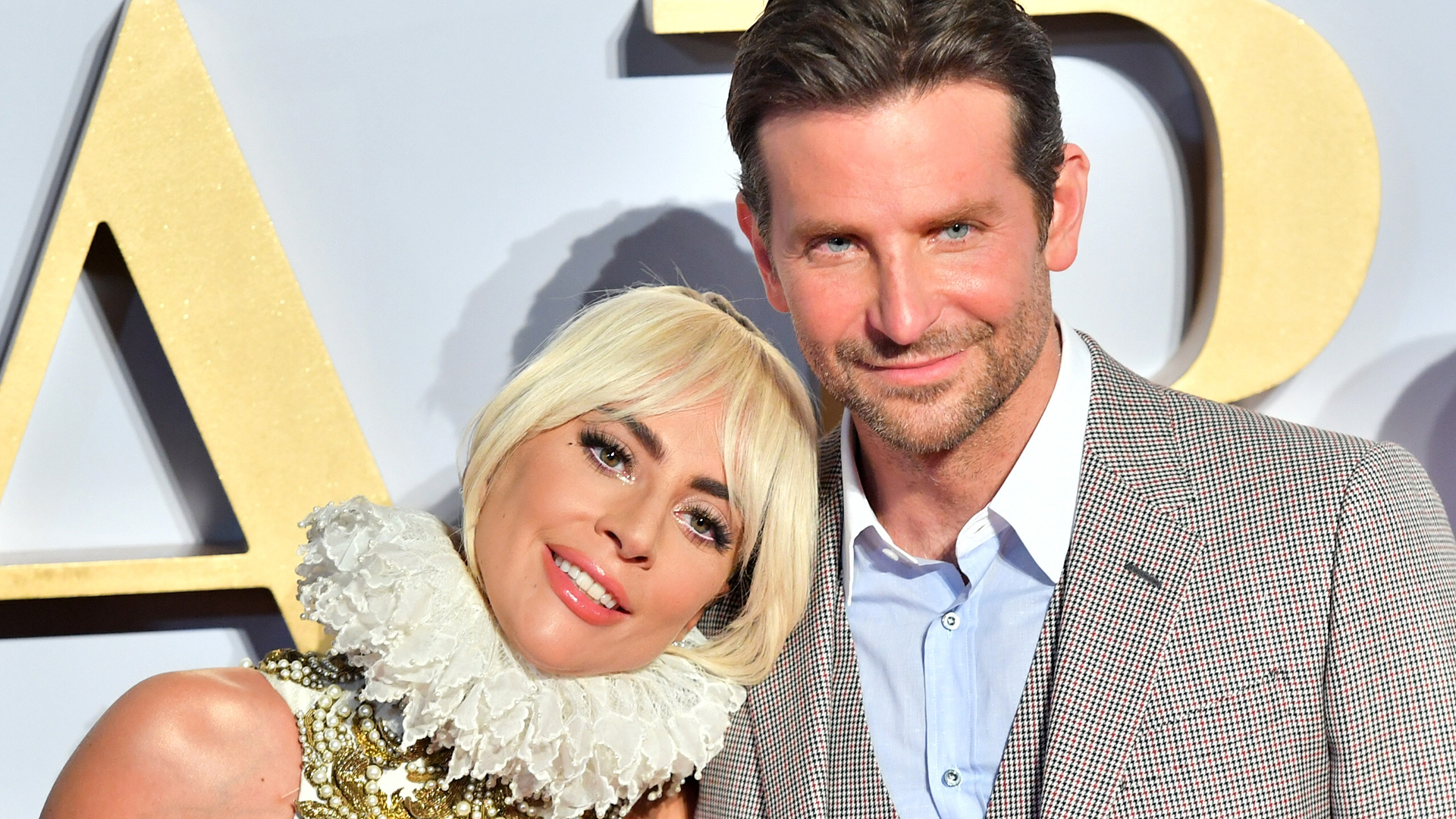 Lady Gaga Bradley Cooper S Secret Meet Up Isn T Quite What You Think Stylecaster