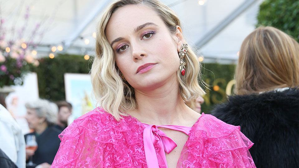 Brie Larson Bob Haircut Is Shorter Than Ever Stylecaster