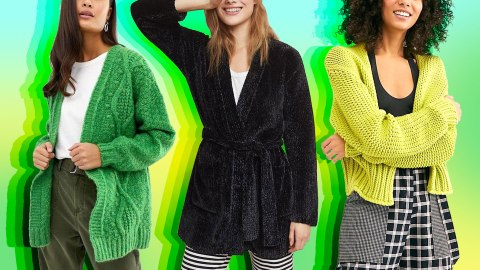 It's Never Too Early to Find Your Go-To Spring Cardigan | StyleCaster