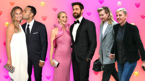 12 Celebrity Couples We Never Want to Break Up | StyleCaster