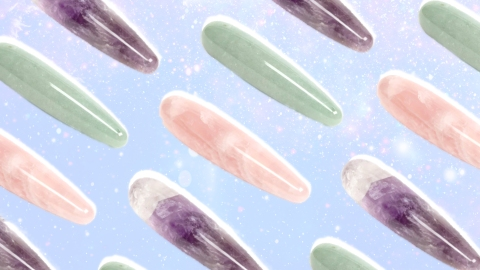 Crystal Sex Toys Are Here to Take Your New Age-y Obsession to a Whole New Level | StyleCaster