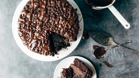 17 Easy Chocolate Desserts That Want to Be Your Valentine | StyleCaster