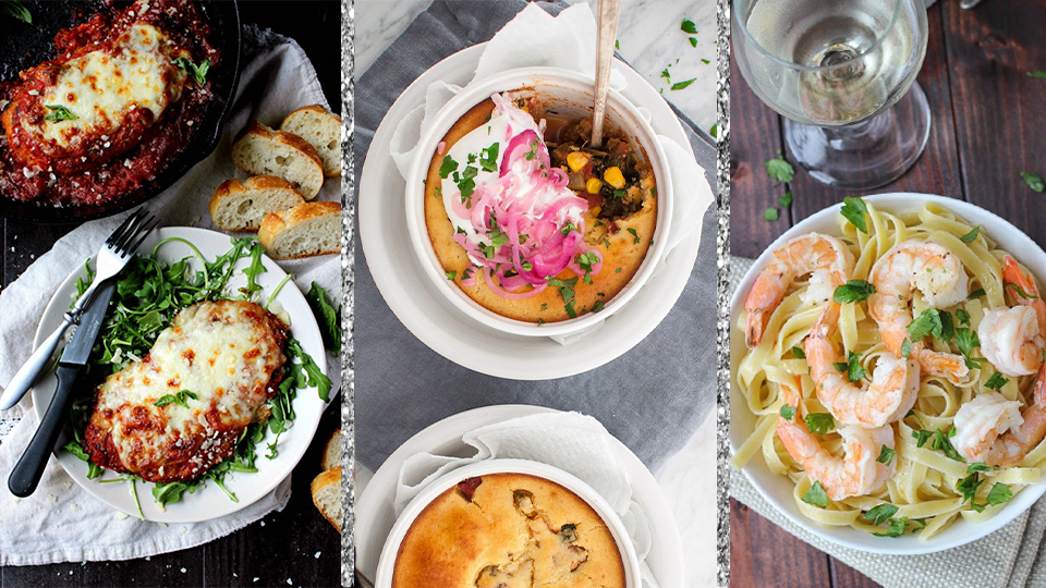 17 Fancy Date Night Dinners You Can Actually Master