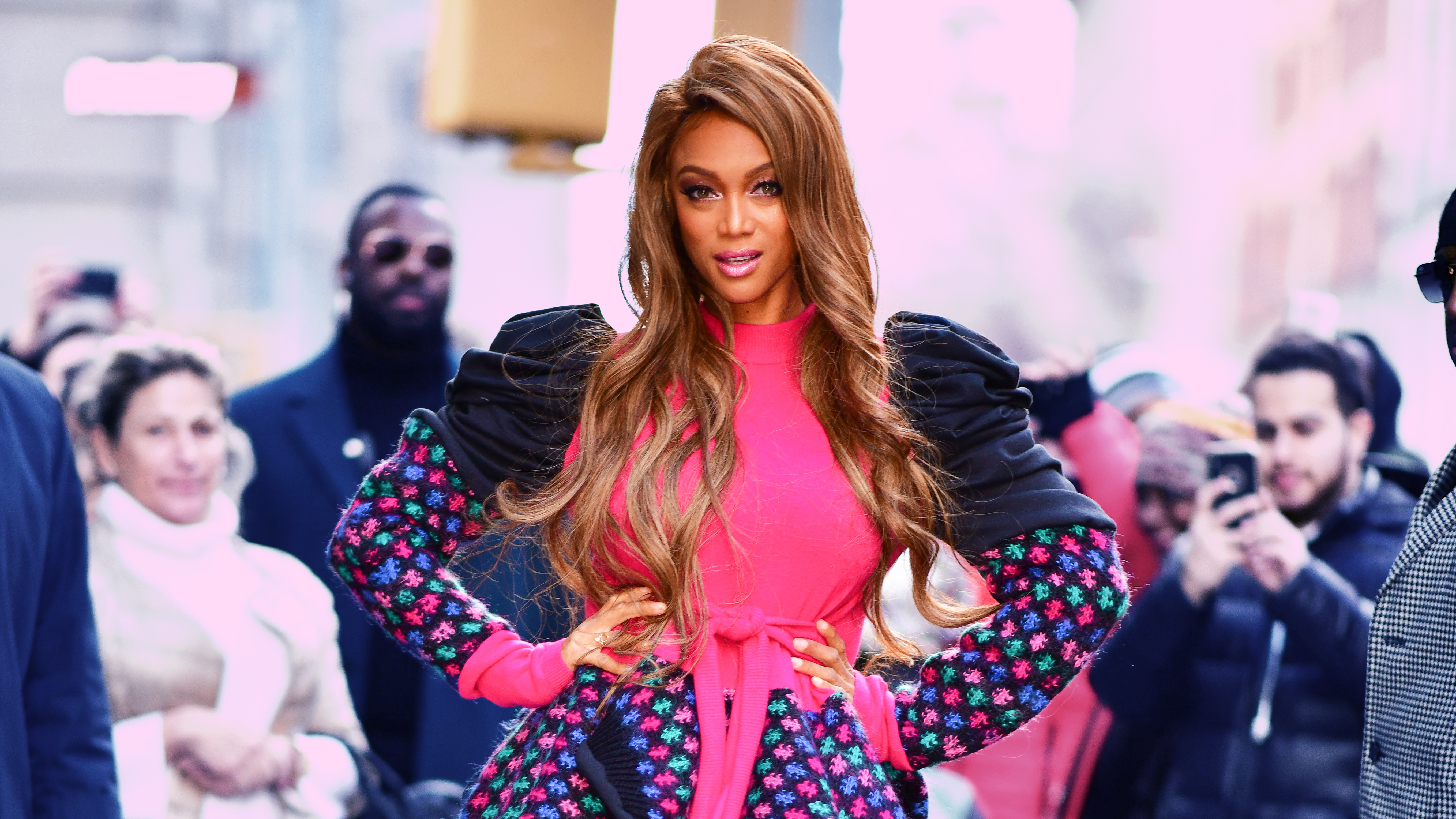 16 ANTM-Themed Attractions We're Dying to See at Tyra Banks' 'Modelland' Theme Park