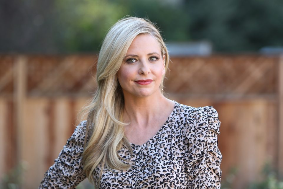 Sarah Michelle Gellar Stars In Olay's Super Bowl Commercial & It's Scary Good