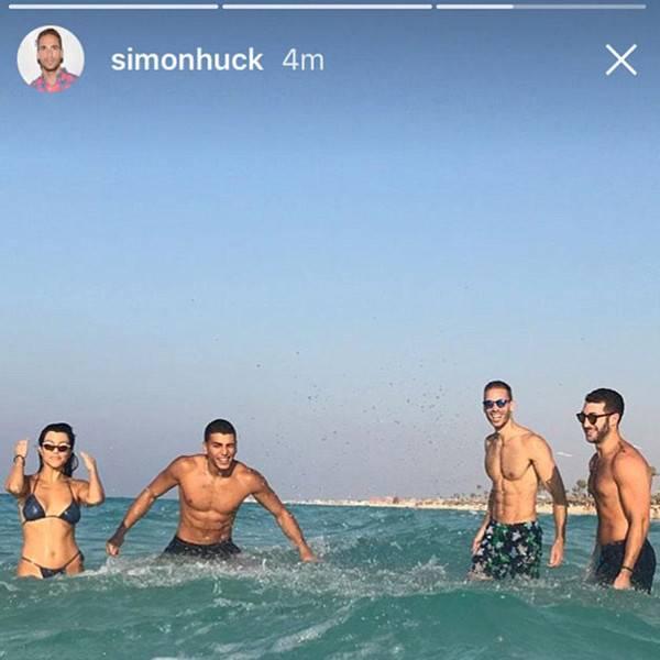 kardashian younes egypt instagram story Kourtney Kardashian & Younes Bendjima Were Seen Together After Their Breakup