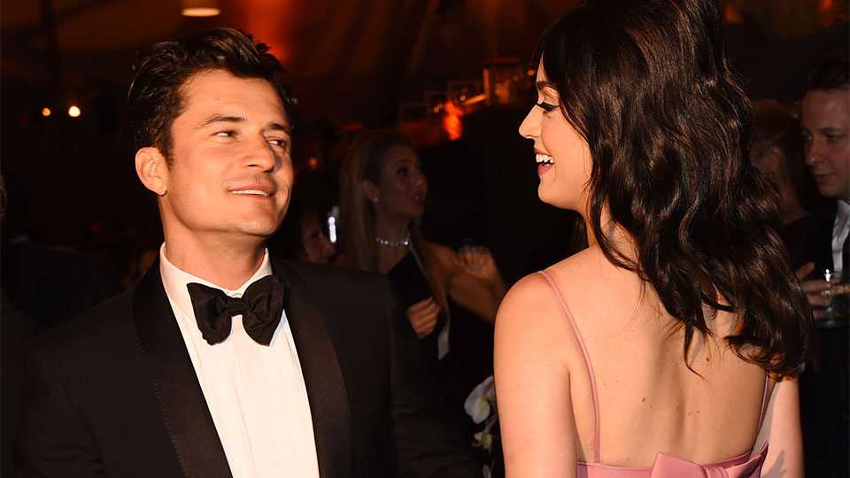 The Detail You Probably Missed in Katy Perry's Engagement Ring Reveal