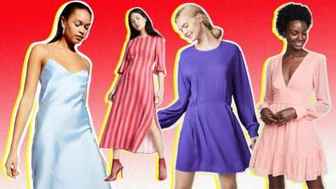 Last-Minute Valentine's Day Dresses That'll Ship in Time for February 14 | StyleCaster