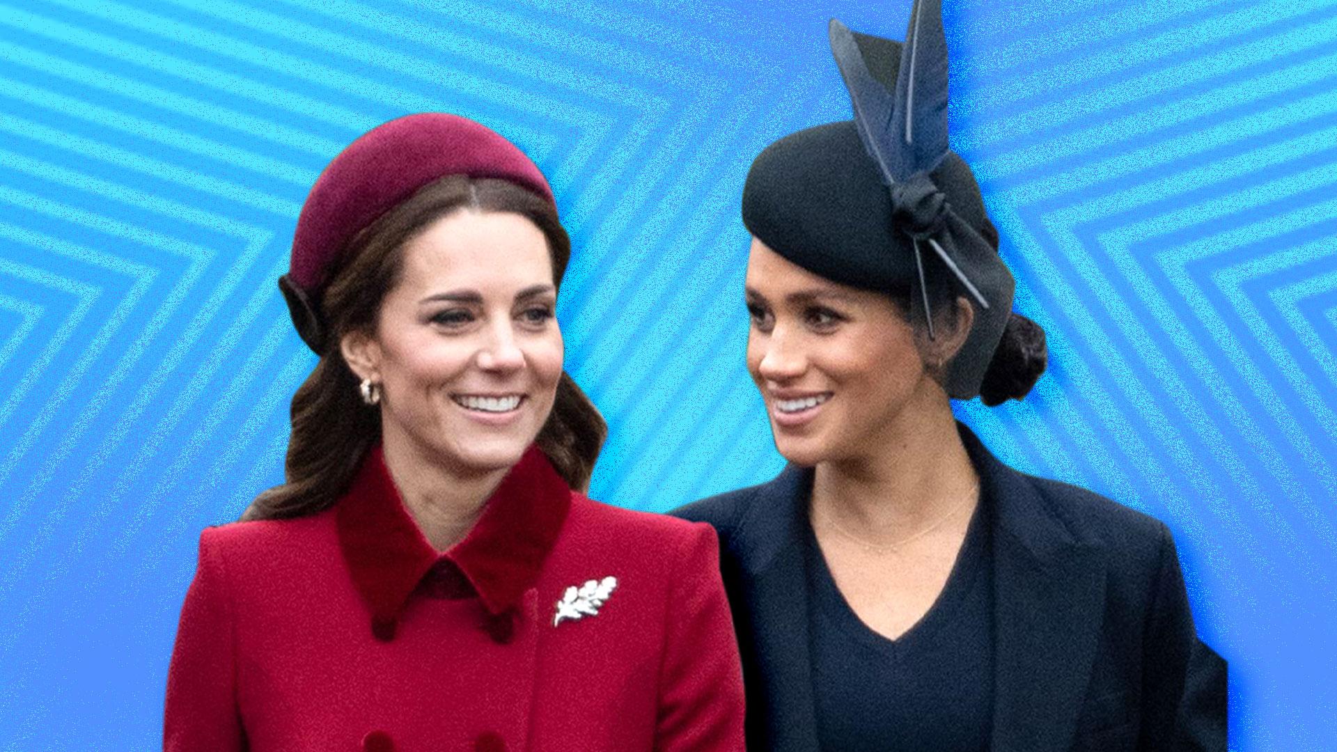 Meghan Markle & Kate Middleton Feud | STYLECASTER