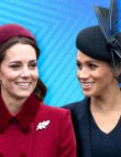 Kate Middleton & Meghan Markle Are Reportedly So Close Now, They 'Text Regularly...