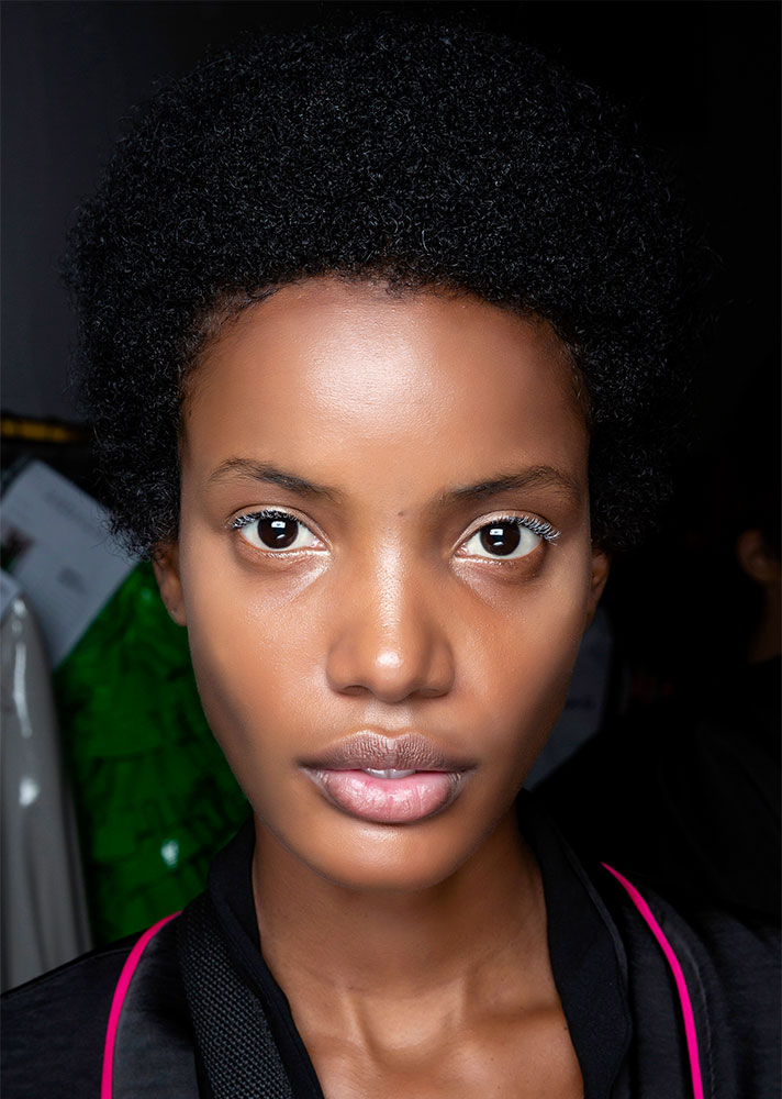 Models-Natural Hair.