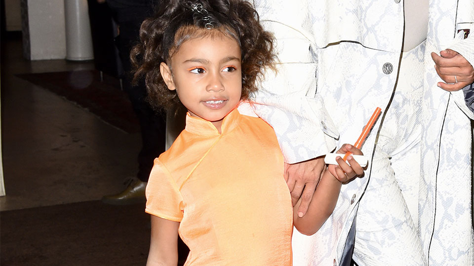 North West's Debut Cover is an Adorable Break From Kardashian Drama