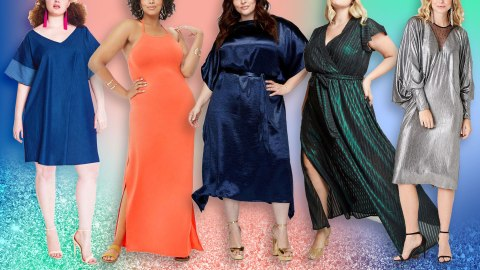 Your Everything Guide to Plus-Size Party Dresses | StyleCaster