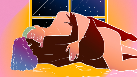 7 Snuggly Sex Positions for People Who Love Cuddling More Than Life Itself   StyleCaster