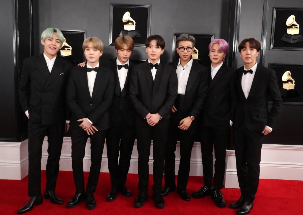 BTS | Grammys 2019