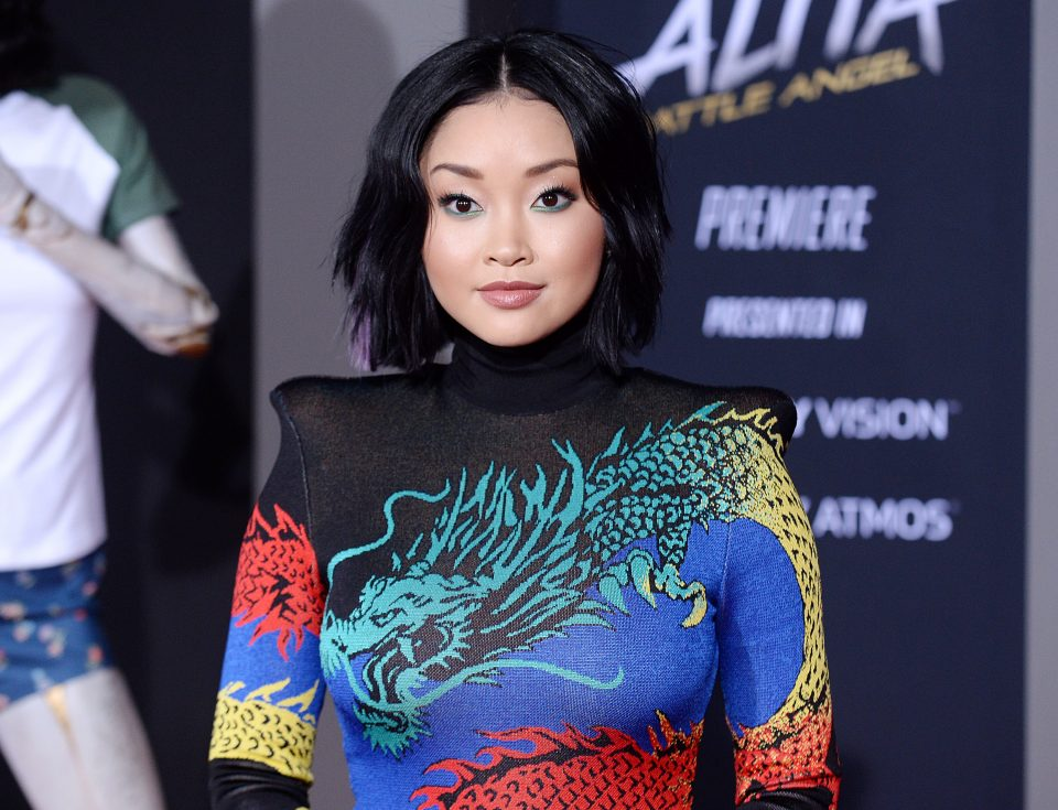 Lana Condor Bangs May Be Our Favorite Celebrity Makeover Of 2019 Stylecaster
