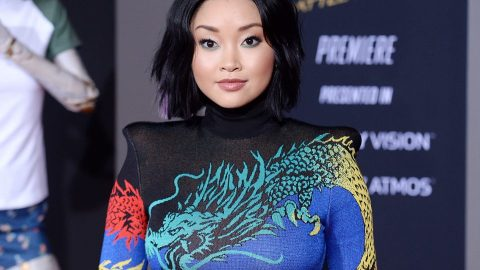 Lana Condor Just Got Bangs & the Haircut of Our Dreams | StyleCaster