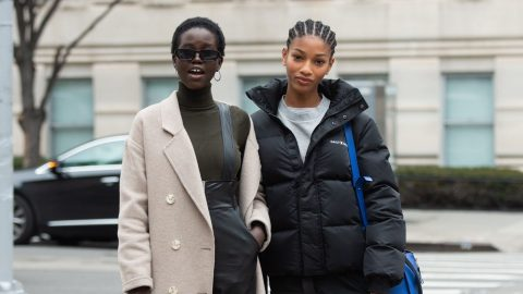 Women of Color Are Stealing the Street Style Show During Fashion Month | StyleCaster