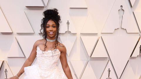 SZA's Oscars Dress Is an Indie Fairytale Dream   StyleCaster