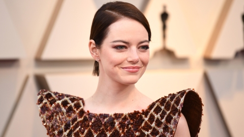 Emma Stone's New, Um, Stone Is Sparking Engagement Rumors | StyleCaster