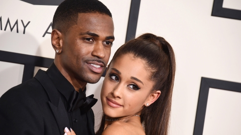 We Finally Know Why Ariana Grande Has Been Hanging Out with Ex Big Sean So Much   StyleCaster