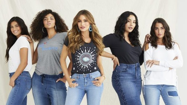 Sofía Vergara's New Denim Line Is Everything You Love About Expensive Brands—at Walmart.com Prices