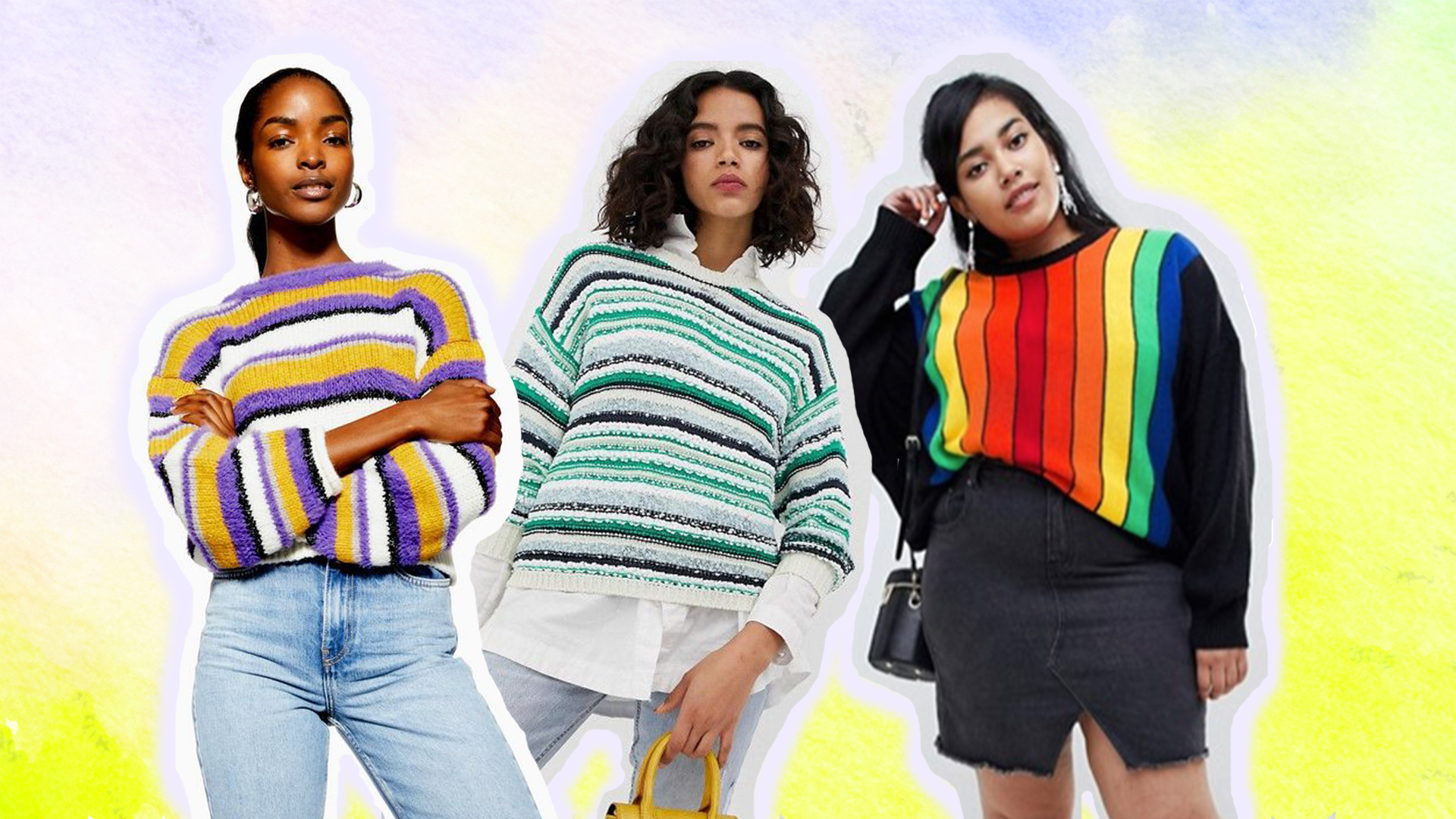 The Best Time to Wear a Striped Sweater? All the Time