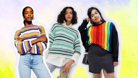 The Best Time to Wear a Striped Sweater? All the Time | StyleCaster
