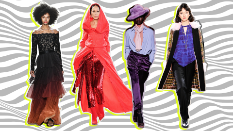The NYFW 2019 Runways Have Been Loaded with Stunning, Statement-Making Style   StyleCaster