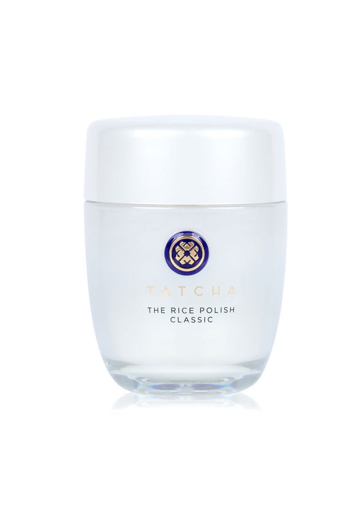 tatcha rice polish Kim Kardashian & Meghan Markle Have One Very Unexpected Thing in Common