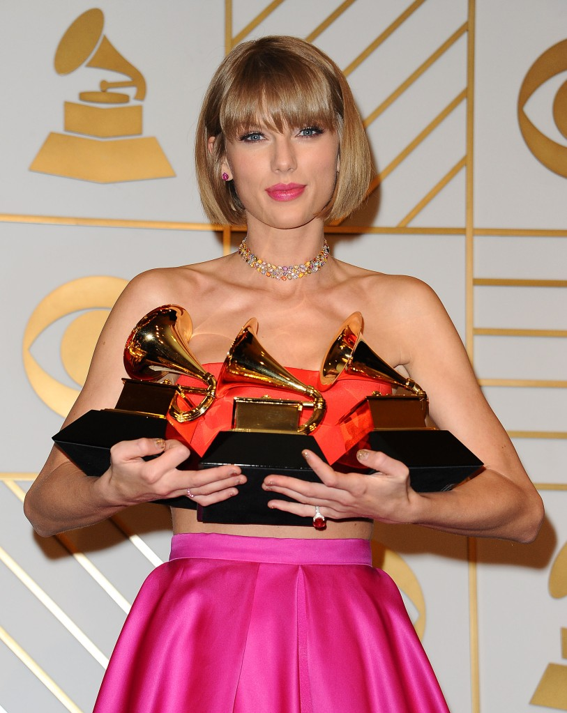 taylor swift 2016 grammy Why Taylor Swift Probably Wont Be at the Grammys This Weekend