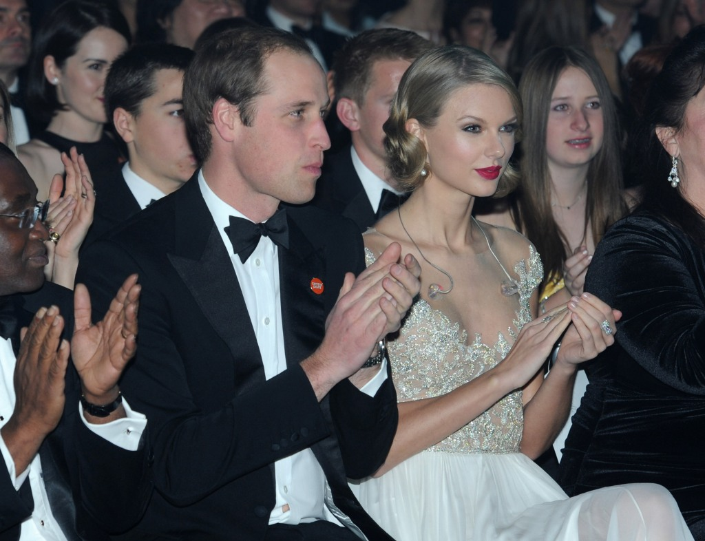taylor swift and prince william Why Taylor Swift Probably Wont Be at the Grammys This Weekend